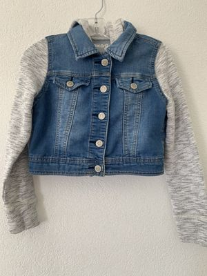 Jean Cat Jacket for Sale in San Diego, CA