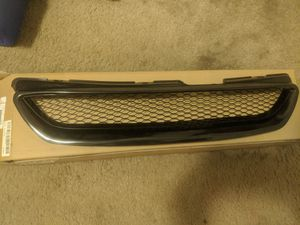 Spec-D Tuning Honda Accord Black Type R Style Front Grille for Sale in Hesperia, CA