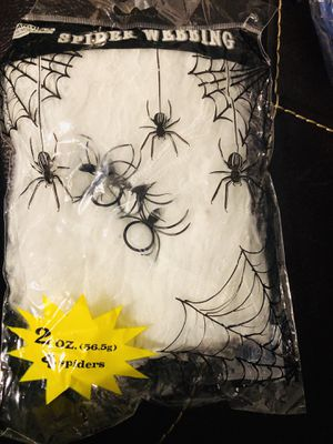spider webbing for Sale in Chicago, IL