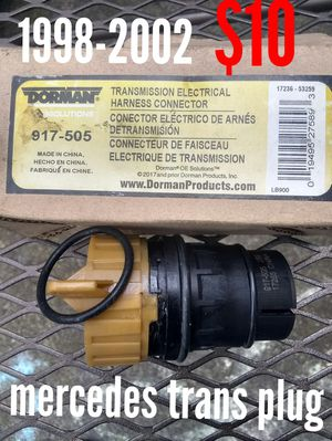 Mercedes trans plug adapter for Sale in Portland, OR