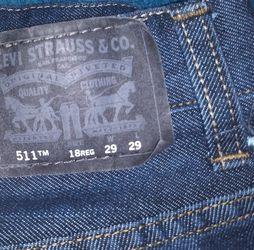 Levi Strauss Men's Jeans 18 Reg 29/29 for Sale in Marietta,  GA