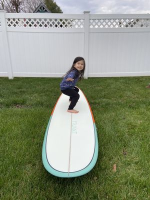 Surfboard 9' With Fin for Sale in Plainview, NY