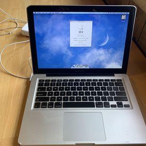 "Apple MacBook Pro 13"" 2009 2.53GHz Intel Core 2 Duo OS X for Sale in Mount Laurel Township, NJ"