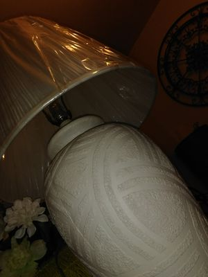 White lamp for Sale in Burbank, CA