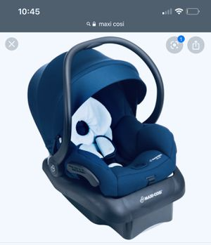 Maxi cosi infant car seat for Sale in Des Moines, IA