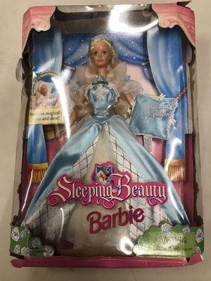 Sleeping Beauty Barbie for Sale in Portland, OR
