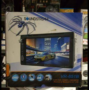 Soundstream Double Din Mobile Link for Sale in San Bernardino, CA