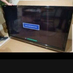 "Tv Huge Screen Sharp TV / Aquos 60"" Inch Digital HDTV / Not Smart. 1080p. 120 HZ Great condition. for Sale in Hollywood, FL"