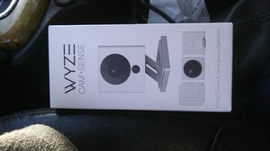 Awesome Cam!! Wyze 1080p Indoor Wireless Surveillance System includes WyzeCam v2 Camera and Wyze Sense Starter Kit for Sale in Tacoma, WA