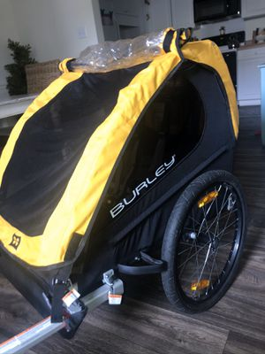 Burley Bee 2 seat Bike Trailer for Sale in Knoxville, TN