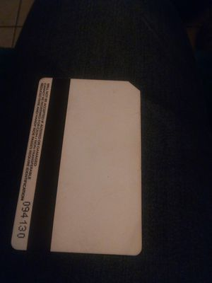 Fax bus pass for Sale in Fresno, CA