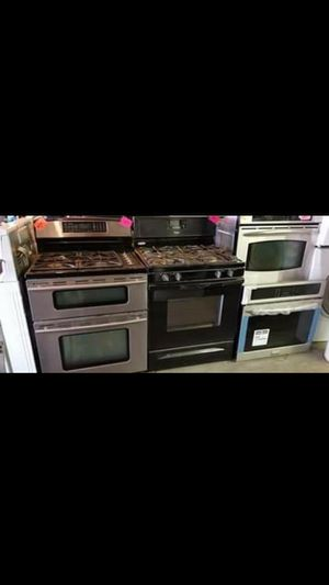 🐟🌻🌹Huge Sale store full of nice reconditioned refrigerator washer dryer stove stackable+financing available and delivery free warranty 90 days. for Sale in Seattle, WA