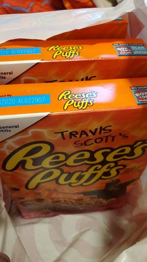 Travis Scott's Reese's Puffs for Sale in Oakland, CA
