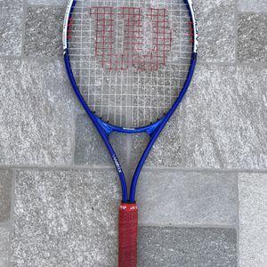 Wilson Vmatrix Tennis Racket for Sale in Houston, TX