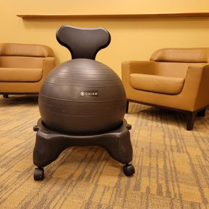 CLASSIC BALANCE BALL CHAIR,Office Rolling chair,Desk chair,Computer chair , Ergonomic chair for Sale in Waltham, MA