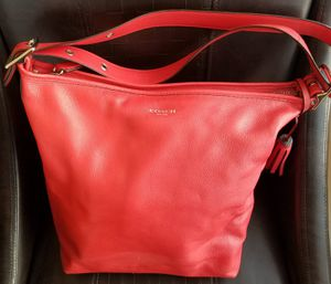 Large Coach Bucket Bag for Sale in Bolingbrook, IL