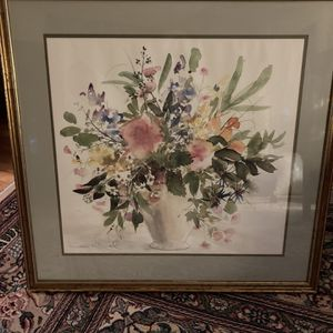 Water Color By Celia Russell for Sale in Mahwah, NJ