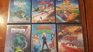 Collectors editions finding nemo,planes.turbo,monsters,Inc,monsters vs aliens,and cars for Sale in Mesa, AZ