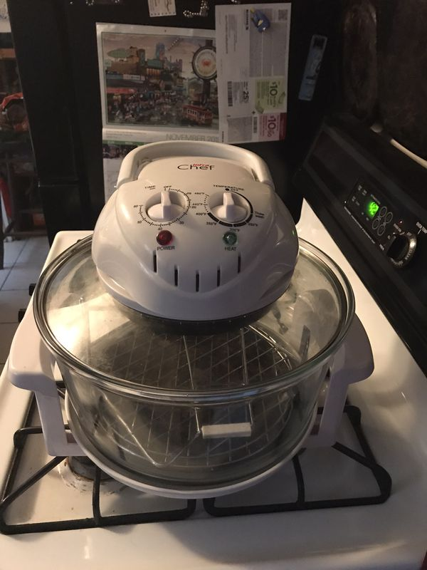 Infra Chef oven