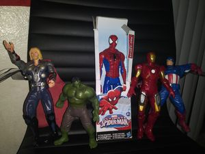 Collectible talking action figures for Sale in Las Vegas, NV