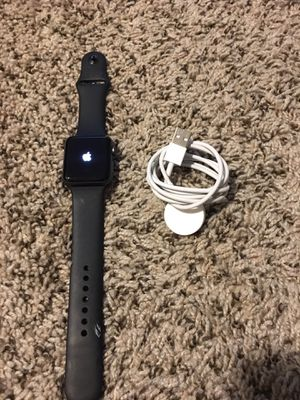 42mm Series 3 Apple Watch GPS + Cellular for Sale in Austin, TX