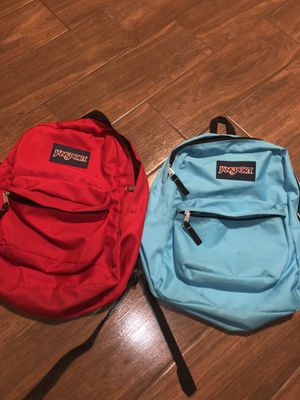 JANSPORT BACKPACK BUNDLE for Sale in Kissimmee, FL