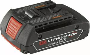 Brand New Bosch 18V Lithium-ion Slim pack HC Battery for Sale in Crewe, VA