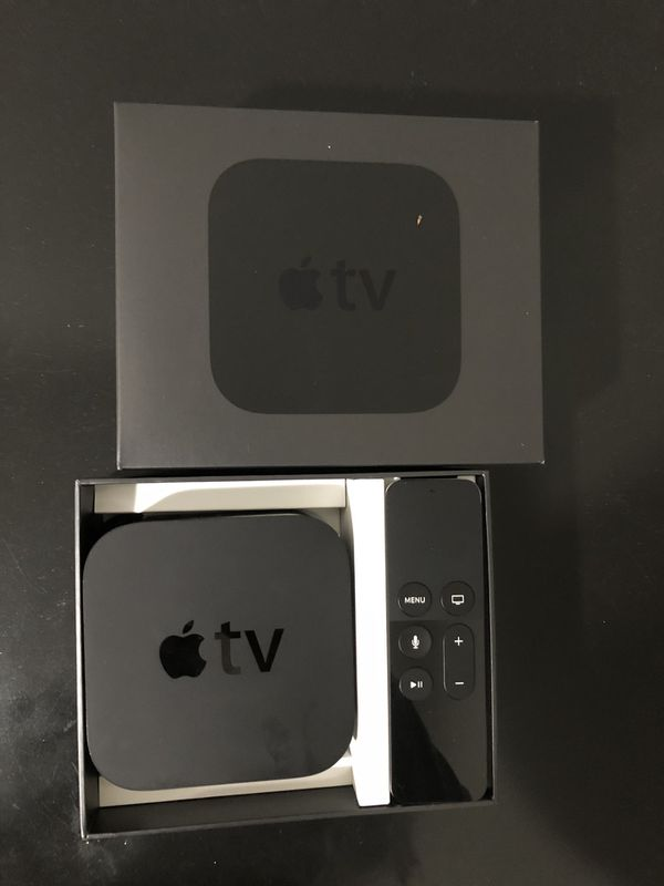 Apple TV 32GB 4th Gen