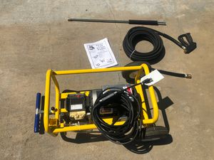 Jenny Cold Pressure Washer, 1000 PSIG, 2.0 GPM for Sale in San Diego, CA
