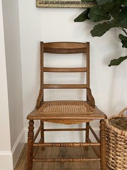 Antique Eastlake Cane Chair for Sale in Agoura Hills,  CA