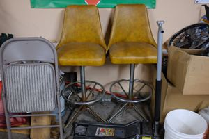Vintage antique bar chairs furniture for Sale in Fullerton, CA