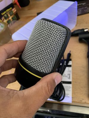 Recording streaming microphone for Sale in Naples, FL
