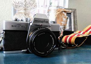 Minolta SRT SC film camera for Sale in Sacramento, CA