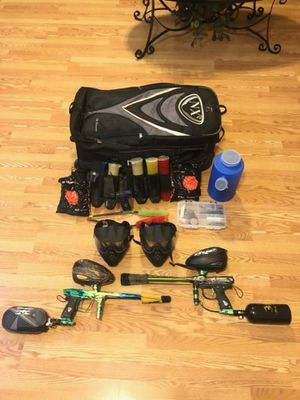 Paintball equipment for Sale in Lake Alfred, FL
