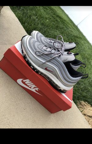 Silver bullet air max 97 for Sale in Waldorf, MD