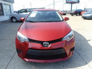 2014 Toyota Corolla $1500 Down Payment for Sale in Nashville, TN