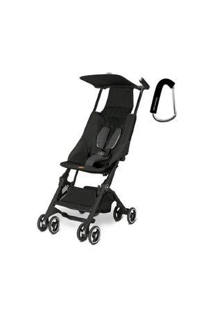 GB pockit lightweight stroller and hook for Sale in Virginia Beach, VA