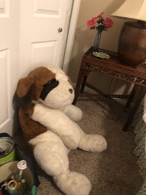 Huge stuffed doggie buddy for Sale in Scottsdale, AZ