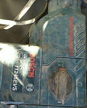Bosh hammer drill for Sale in Delaplane, VA