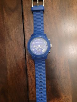 Michael Kors Blue Watch Excellent Condition for Sale in Scottsdale,  AZ