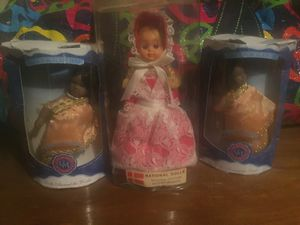 Antique dolls for sale for Sale in Willow Spring, NC