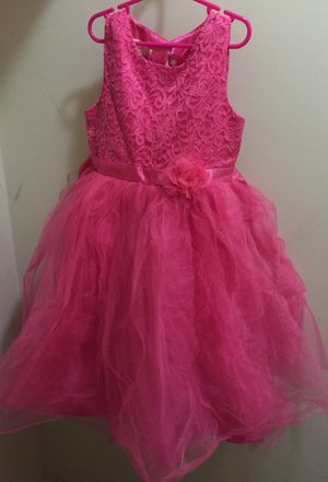 Special occasion dress big girl (size 8) for Sale in Silver Spring, MD