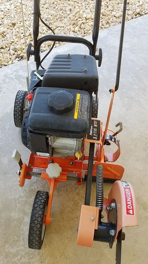 Powermate lawn edger runs great starts easy lawn mower for Sale in San Diego, CA
