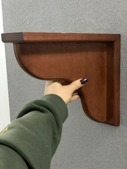 Shelf wood brackets for support for Sale in Kent,  WA