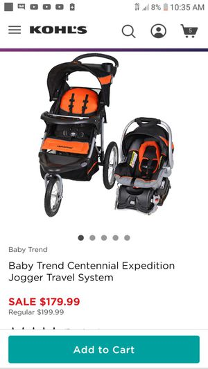 New expedition stroller in box never opened for Sale in San Jose, CA