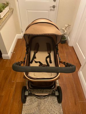 Stroller and car seat(luxury) for Sale in Fort Myers, FL