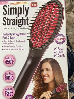 Hair Straightening Brush for Sale in Fort Worth,  TX
