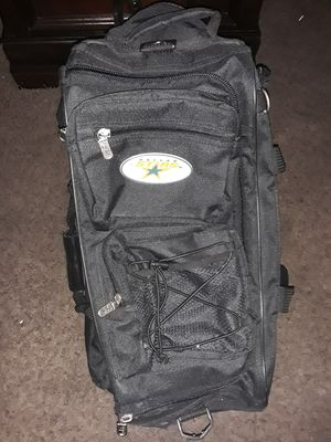 Dallas stars duffle bag for Sale in Lewisville, TX