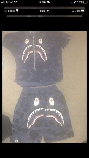 Bape outfit for Sale in Warren, MI