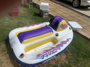 Blow up wave runner for Sale in Frederick, CO